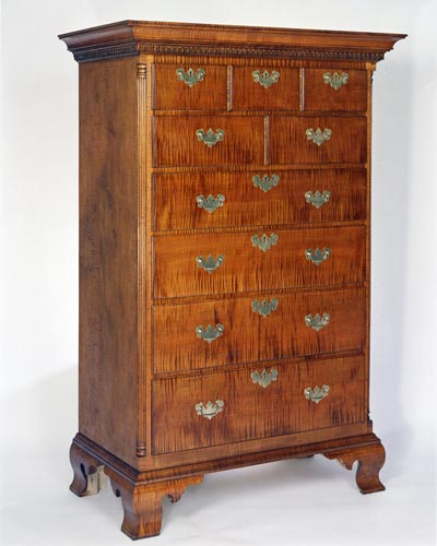 L. W. Crossan / Cabinetmaker / 18th Century Furniture Reproductions
